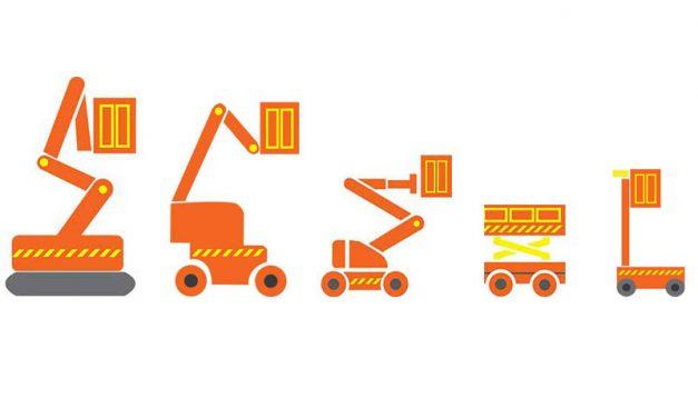 Mobile arbeitsbühneN